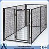 Germany hot sale or galvanized comfortable 12x10x6 foot classic galvanized outdoor dog kennel