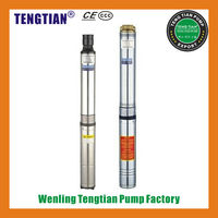 4SD stainless steel centrifugal submersible pump price in india