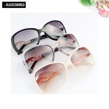 Factory Women Fashionable Sunglasses Manufacture