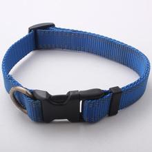 Pet Collar Classic Solid Basic Nylon Dog Collar Made For Last long