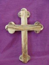 decor wood craft wood crosses folk art home