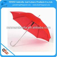 aluminum walking stick golf umbrella