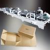 HH-SLJ Four Six Corner carton making machine automatic box carton paper bag price