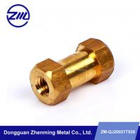 Direct factory SS/brass/aluminum small order cnc parts,cnc parts name,cnc lathe machine parts