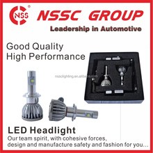 NSSC 38w h3 conversion led lighting system kit error free 9006 front bare bulb car headlamp kit