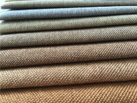 cotton linen fabric for sofa covering and cushion