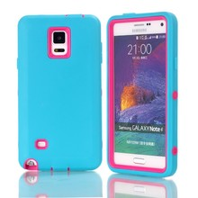 3 in 1 hard mobile phone case western cell phone cases for samsung note 4 n9100