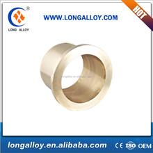 Best price Flanged Cast Bronze Bushing, Cast Brass Bush Manufacturer