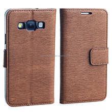 Cell Phone PU Leather TPU Wallet Case for Samsung A3