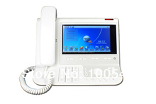 New! Android IP Video Phone , 4 Sip Lines, 2M Plxel camera, HD Voice,Touch Screen