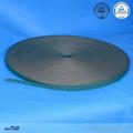 1.5 mm verde / verde perforadora correa plana para textil máquinas