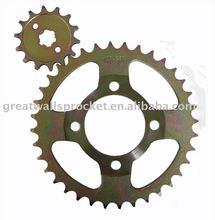 motorcycle sprocket wheel