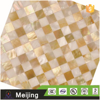 Wholesalers China oyster shell for floor tile