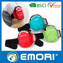 Customized sports reflective arm bag