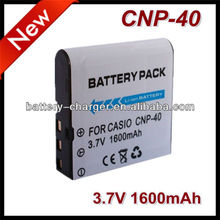 BP-CNP40 Replacement Li-Ion Battery for Casio NP-40DBL