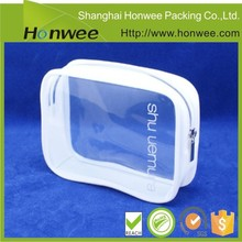 made in china alibaba pvc bag transparent for cosmetic