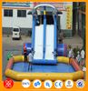 commercial water slides for sale inflatable water slide with pool