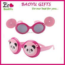 2015 Fashionable Kids Glassess China Sun Glasses Manufacturers Panda Sunglasses