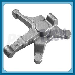 Forged Steering Knuckle Joint for Motorcycle