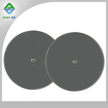 China carbon track disc wheel top quality carbon wheel disc 700c 20.5mm width