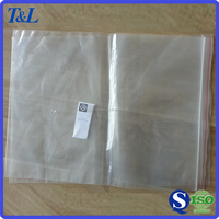 Large size plastic ziplock bag with high quality and custom logo