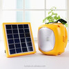 LED Solar Lantern with mobile charger