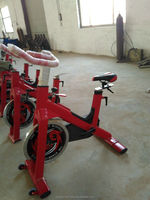 Fitness Equipment / Exercise Spining Bike / Spining Bike HDX-F1 With CE and ISO9000