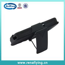 rotating kickstand belt clip shell combo holster mobile phone case for alcatel 3041
