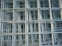 High Production of Reinforced Welded Wire Mesh Panels