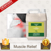 Muscle Pain Relief Massage Oil
