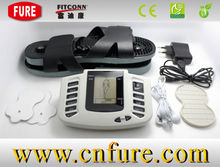 Factory Price Butterfly Cordless Pulse Massager Foot Massager