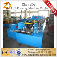 China Manufacturer Freeway Guardrail Roller Forming Making Machinery