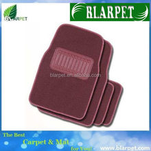 Designer exported non skid car mat set