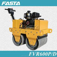 FVR600P/D vibratory road roller for sale