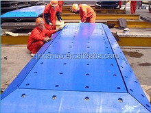 hdpe fender/high density polyethylene extruded sheet
