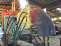 hydraulic hot elbow forming machine