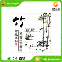 Various bamboo landscape picture manufactured by yiwu city suizhan diamond painting industry