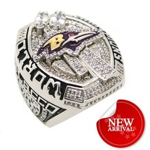 Fashion custom replica basketball champion ring stainless steel jewelry