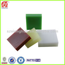 extruded colored polypropylene sheet sandwich