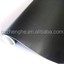 Black Color glossy matte computer cutting film pvc colored lettering film