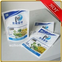 plastic doypack bags for packing fertilizer