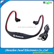 Alibaba golden supplier sell sports stereo wireless bluetooth dual headset for smart phones