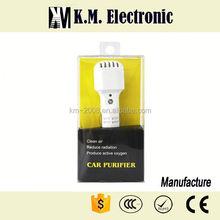 negative ion air purifier for car