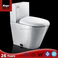 Euroean floor mounted toilet P-trap S-trap wc seat cover toilet