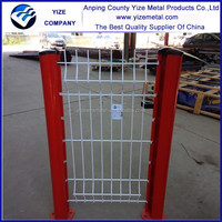 alibaba china supplier used fecing for sale/indian house main gate design/wire mesh fence