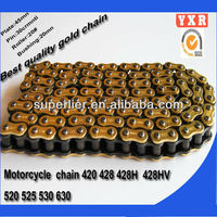 Motorcycle parts chain sprocket,lifan 250cc parts,new product motorcycle chain drive