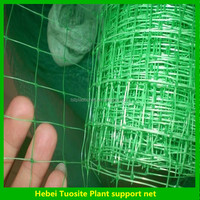 pp anti UV climbing plant support netting for vegetable