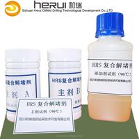 Oilfield Blockage Remover Chemical Linear Gel
