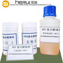 Oilfield Blockage Remover Chemical Linear Gel