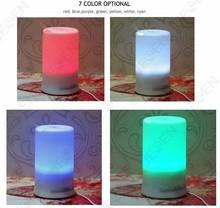Perfume Added LED Lights Change Circularly Ultrasonic Humidifier Aroma